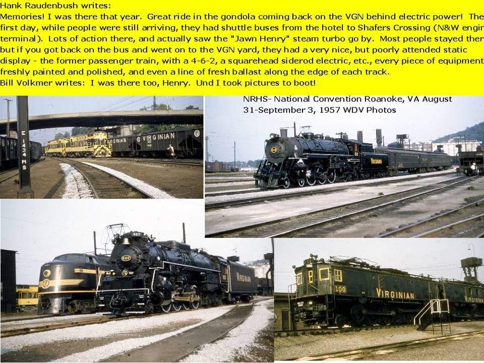 Brand new rectifier electric locomotives just delivered from GE.