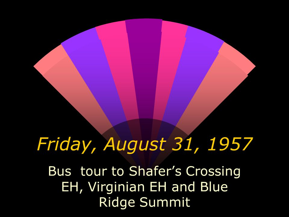 Labor Day - 1957 Roanoke to Blacksburg and Return Third 4-8-0 added at Christiansburg