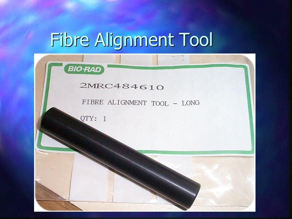 Fibre Alignment Tool