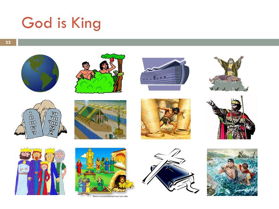 God is King 33