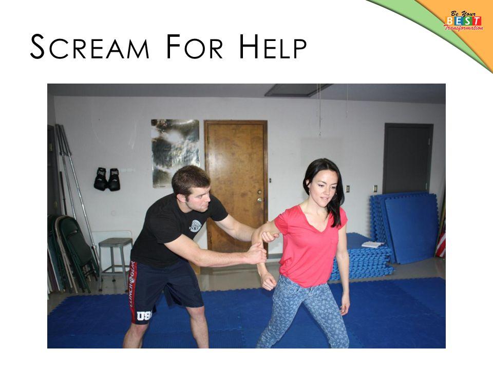 S CREAM F OR H ELP