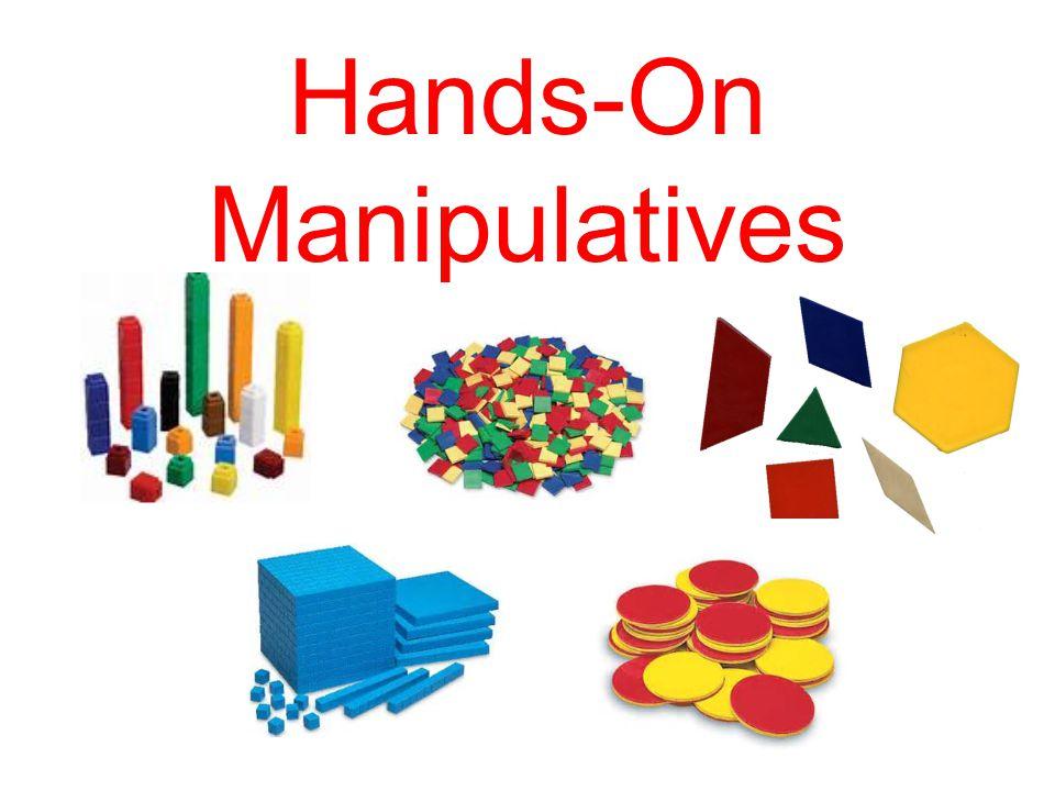 Hands-On Manipulatives
