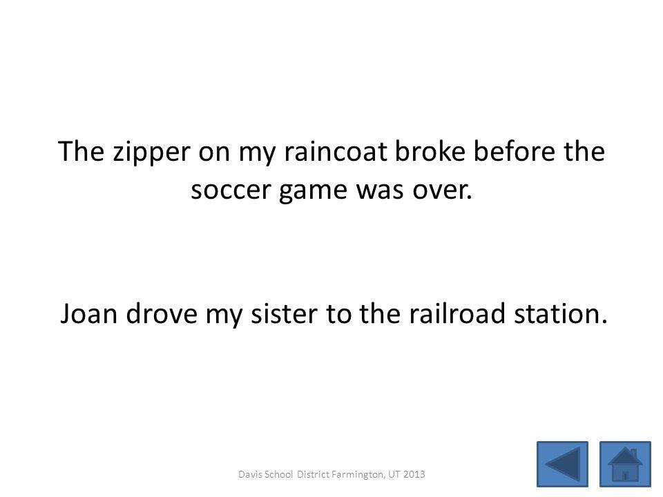 recordcomplainteaspoonpigtail seashoreexplainbrainstormpeanut detailsnewborndaydreampassport Davis School District Farmington, UT 2013