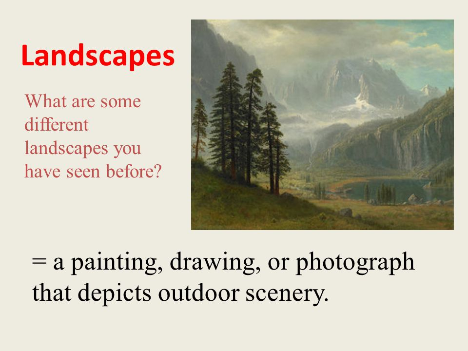 Printmaking Landscapes During this project you will learn: Atmospheric perspective (how to draw a landscape correctly) The printmaking process (stamp, make multiple images)