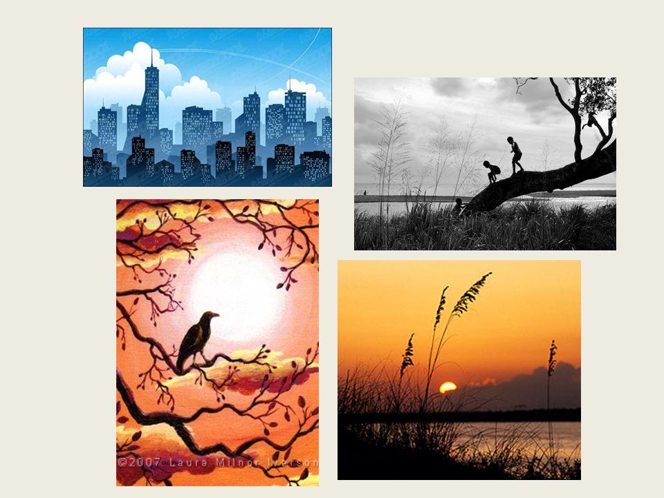 Good Landscape Silhouettes