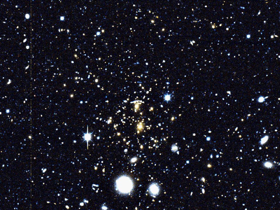 Abel 370: deep space image