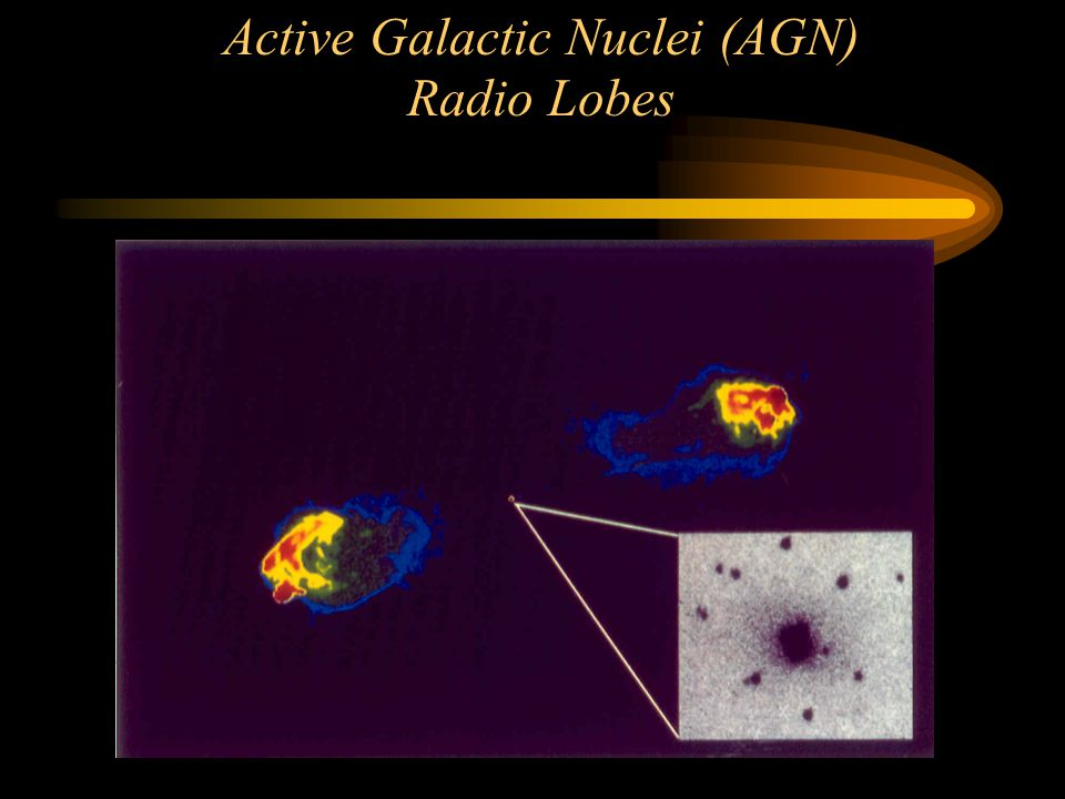 Active Galactic Nuclei (AGN) Radio Lobes