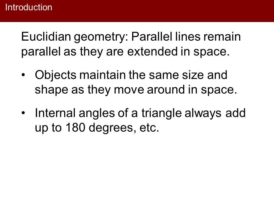 Figure 6.16 Linear perspective