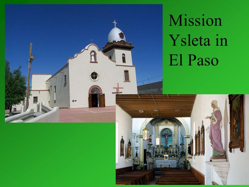 Mission San Francisco de los Tejas