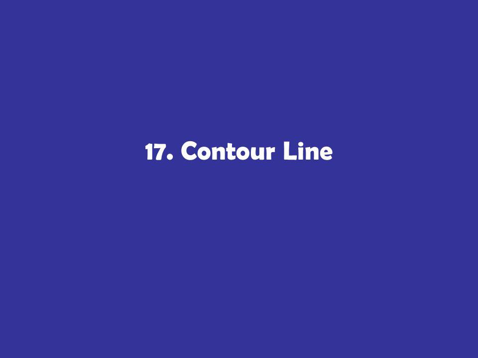 17. Contour Line