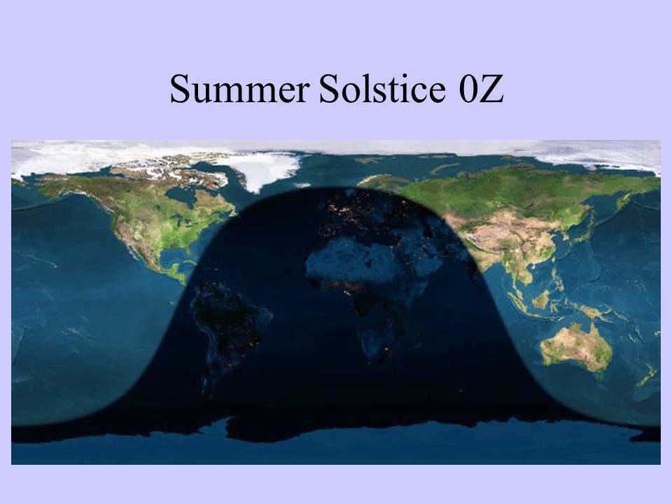 Summer Solstice 0Z