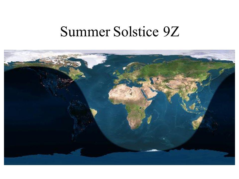 Summer Solstice 9Z