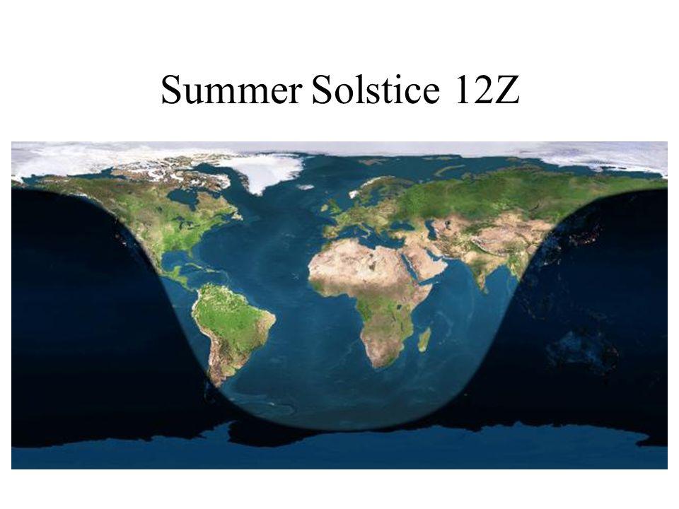 Summer Solstice 12Z