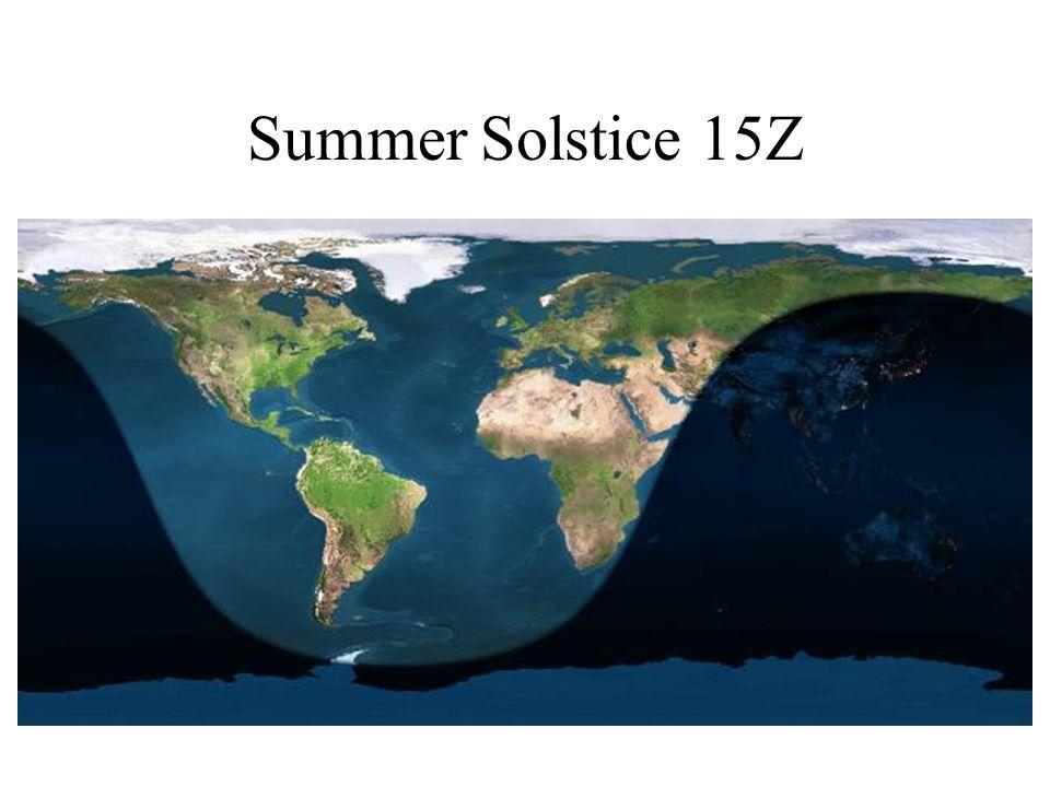 Summer Solstice 15Z