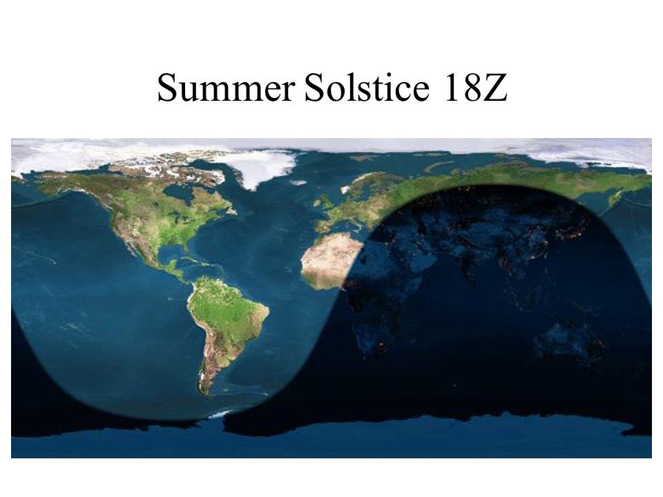 Summer Solstice 18Z