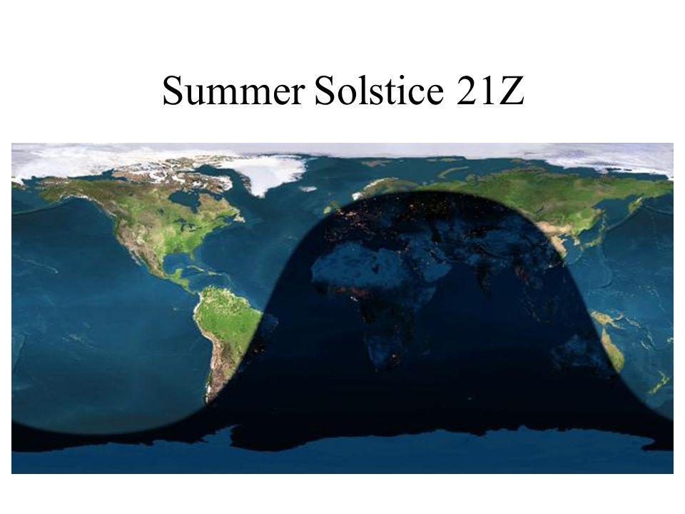 Summer Solstice 21Z