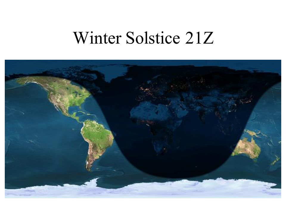 Winter Solstice 21Z