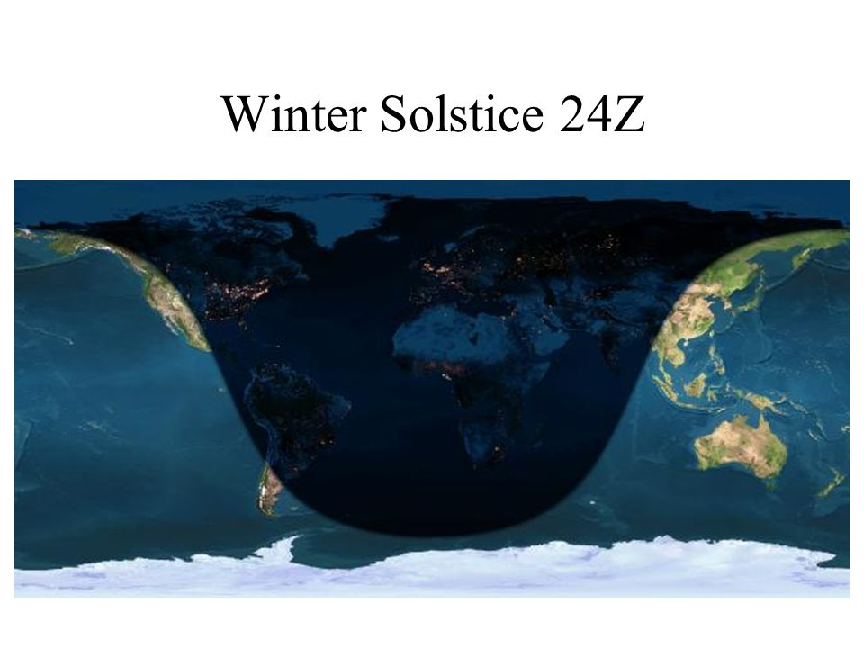 Winter Solstice 24Z
