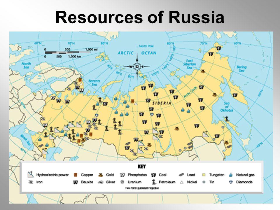 OwlTeacher.com Resources of Russia