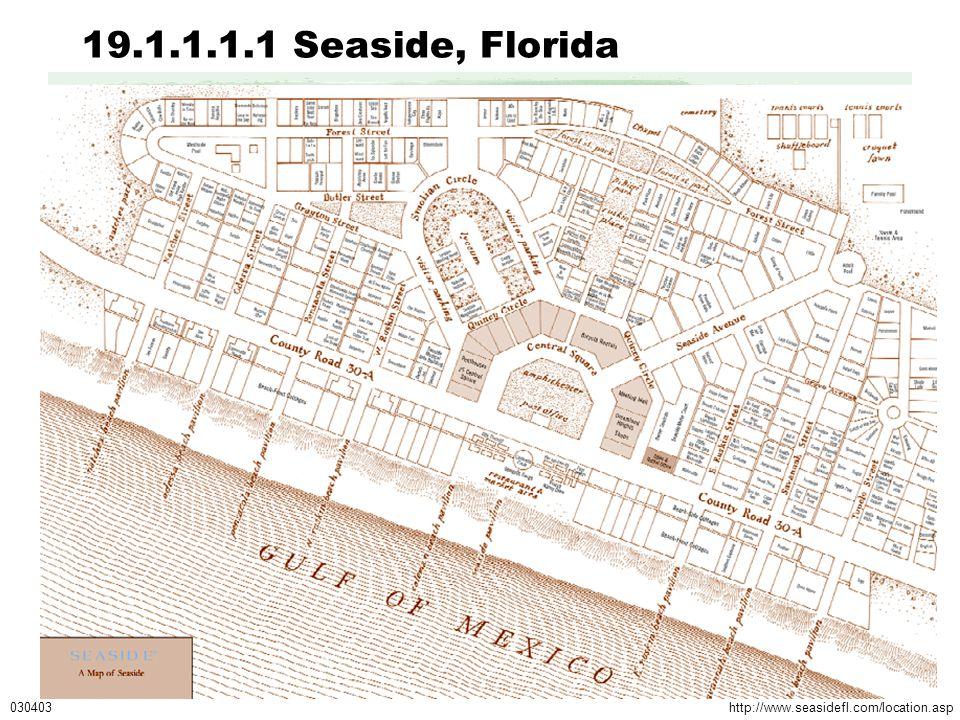 19.1.1.1.1 Seaside, Florida 030403http://www.seasidefl.com/location.asp