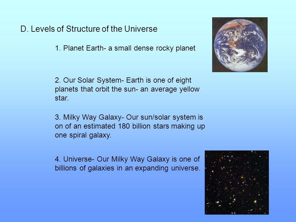 V.Kepler's laws of planetary motion A.