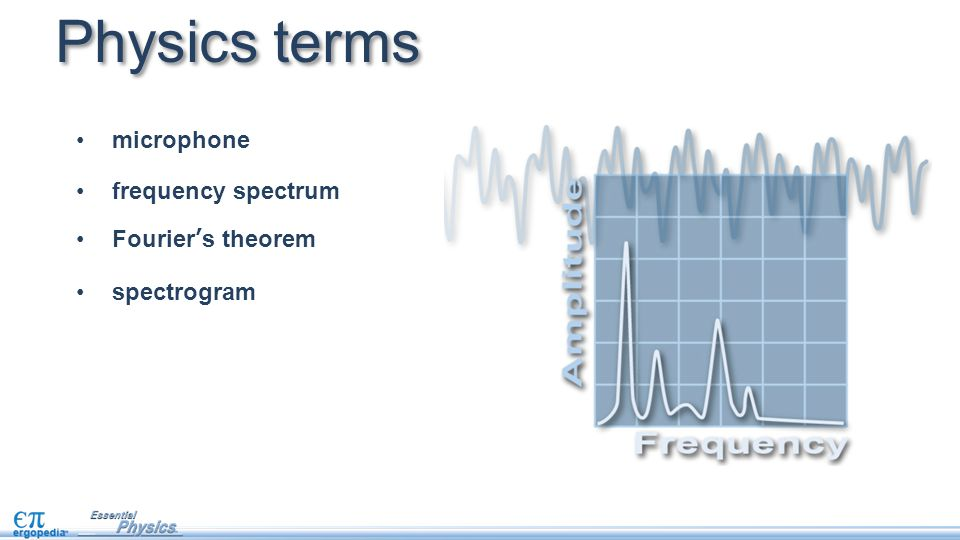 Is it easy to deduce the original frequencies from the waveform.