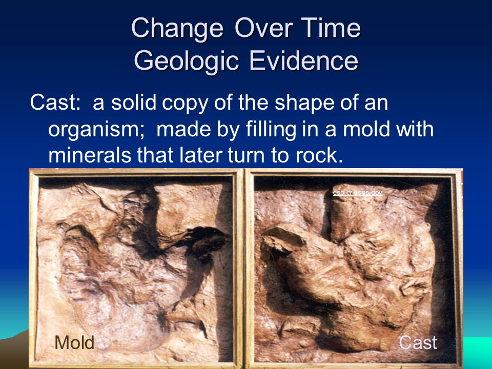 ESSENTIAL QUESTION #7 How have technological processes allowed us to understand change over time?