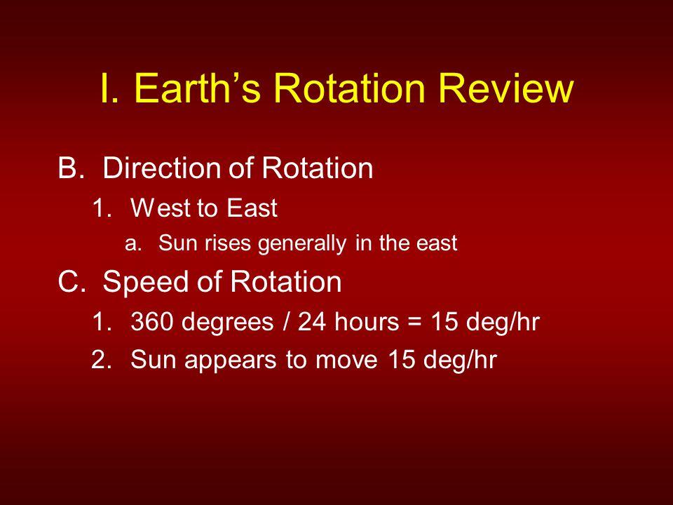 VII.Seasons C.Season do NOT depend on the distance from the sun – orbit is an ellipse.