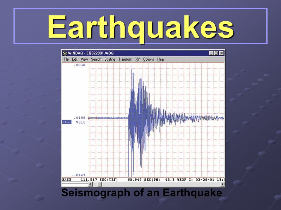 Earthquakes The epicenter is the location on the surface of the Earth directly above the focus (source) and can be measured by a seismograph. Seismogr