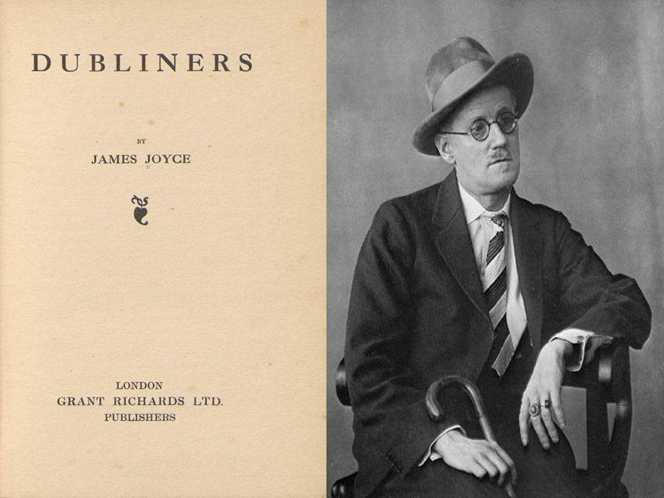 James Joyce The Dead Dubliners