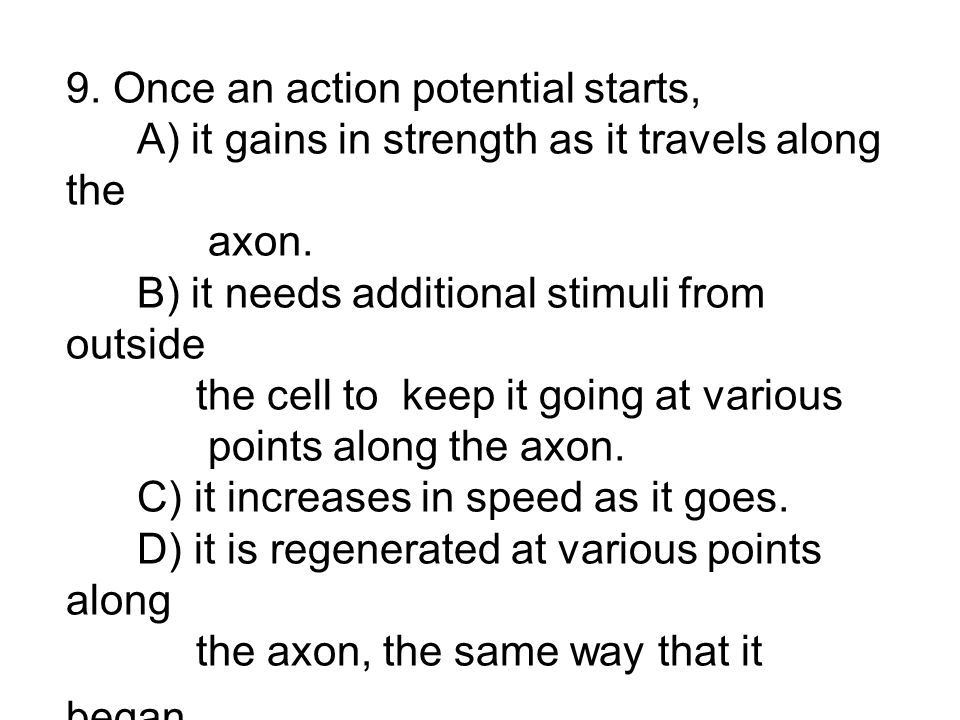 10.What are the nodes of Ranvier.