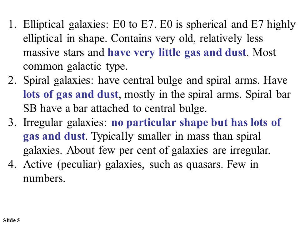Slide 26 Black Hole – mass 1 × 10 9 M 