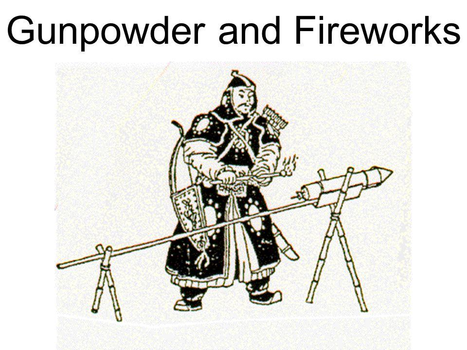 Gunpowder and Fireworks