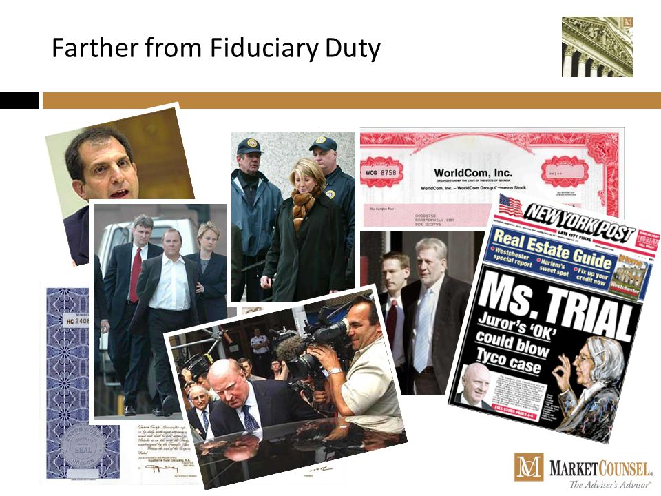 Farther from Fiduciary Duty