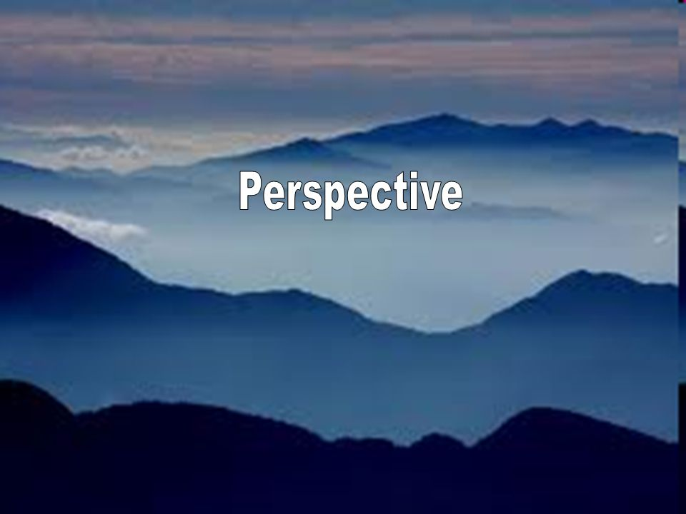 Atmospheric/Optical -The effect of air and light on how an object is perceived by the viewer.