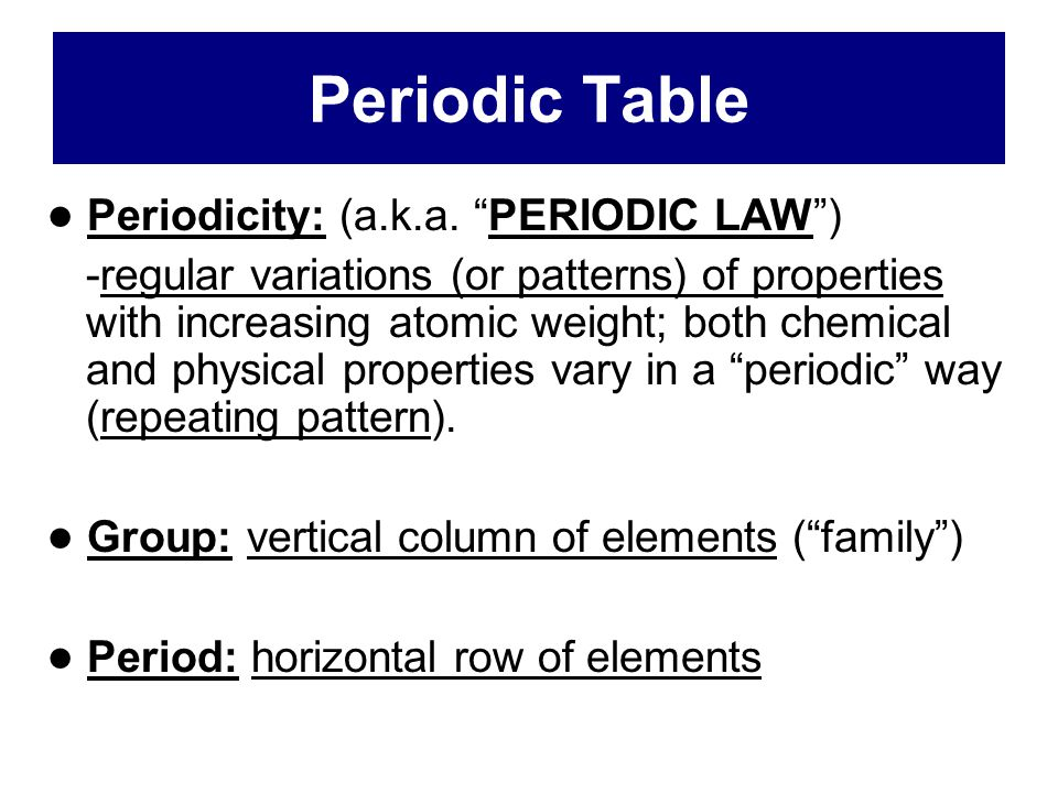 ATOMIC RADIUS: ● PERIODIC TREND: decreases as you move L to R across a period ● WHY??.