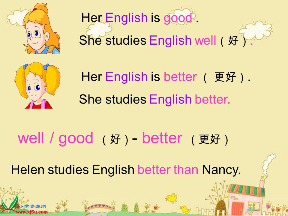 7:00 7:15 Who goes to school earlier, Helen or Nancy .
