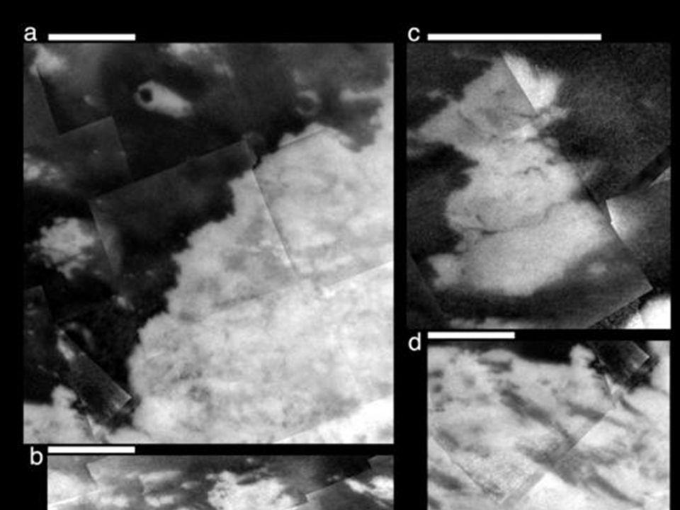 Titan shorelines