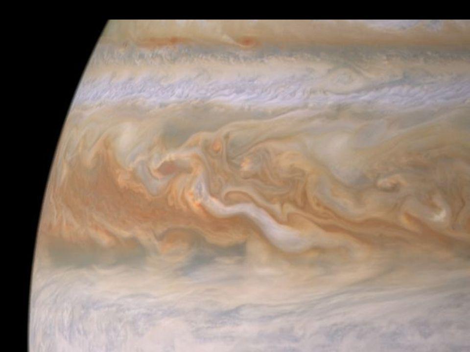 Jupiter storms