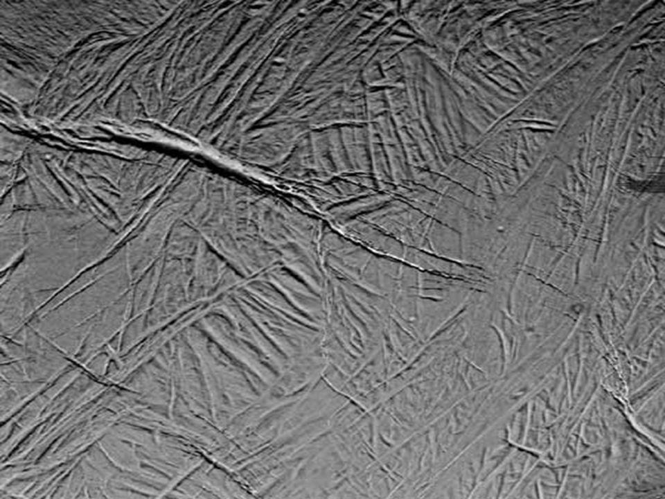 Enceladus surface