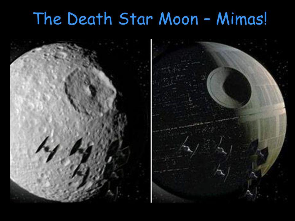 The Death Star Moon – Mimas!