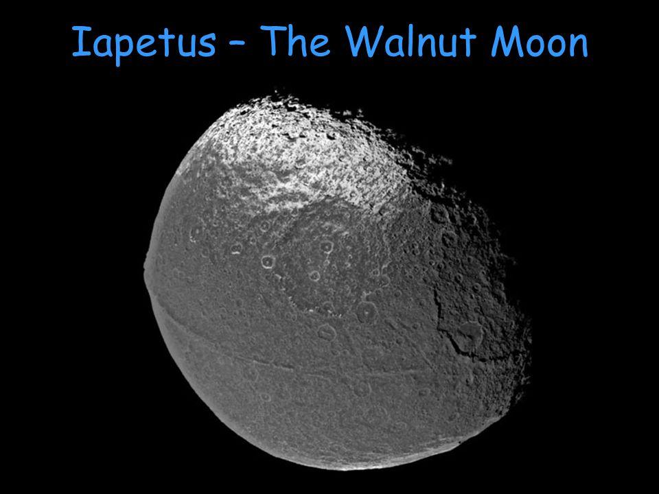 Iapetus – The Walnut Moon
