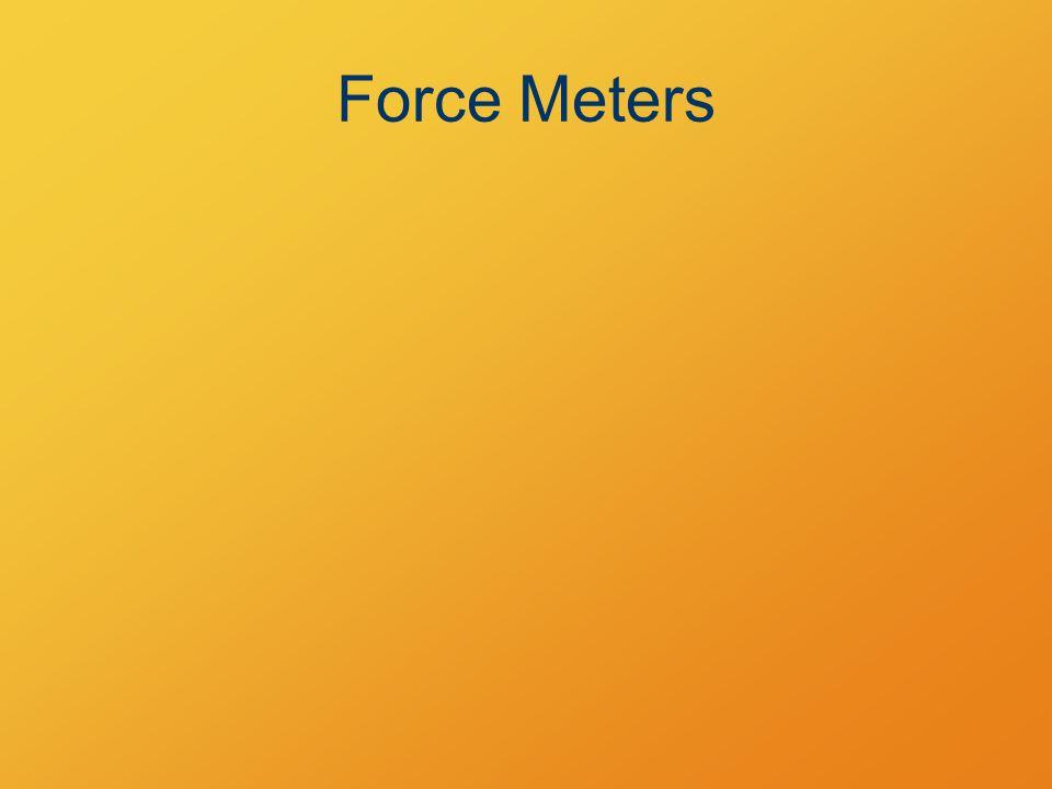 Force Meters