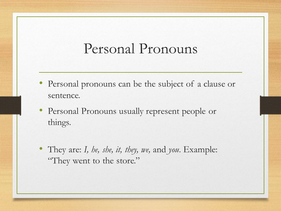 The second category of indefinite pronouns are those that point to a specific noun whose meaning is easily understood only because it was previously mentioned or because the words that follow the indefinite pronoun m ake it clear.