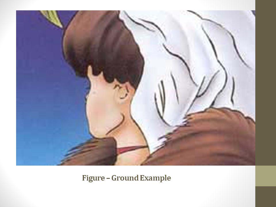 Figure – Ground Example