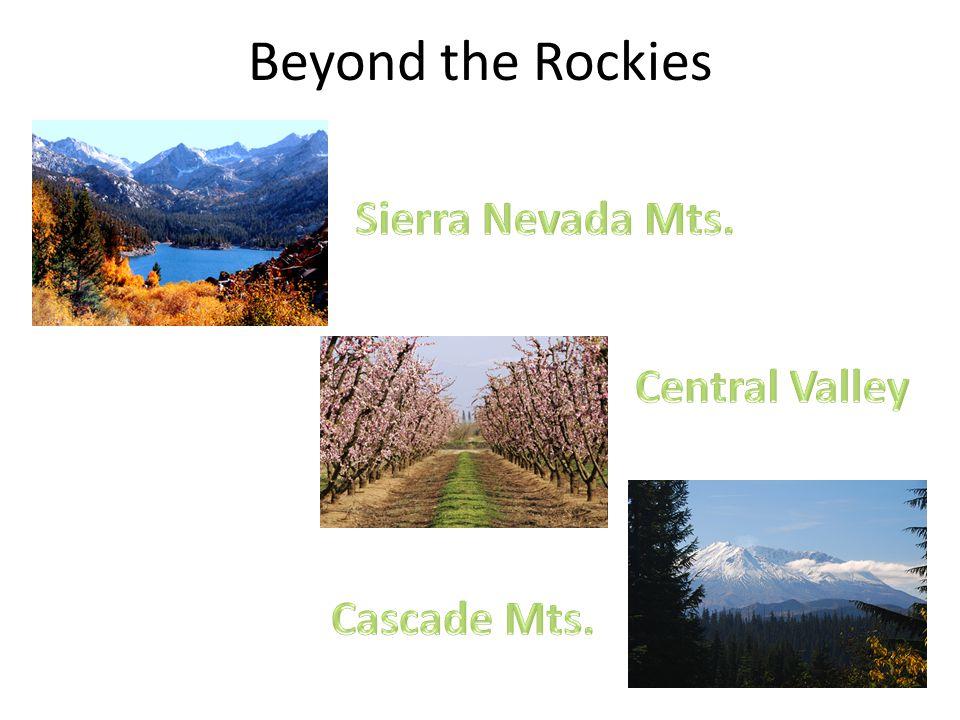 Beyond the Rockies