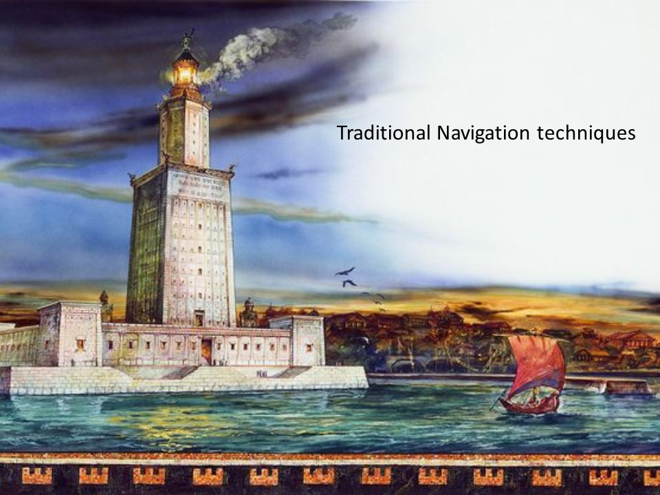 Traditional Navigation techniques