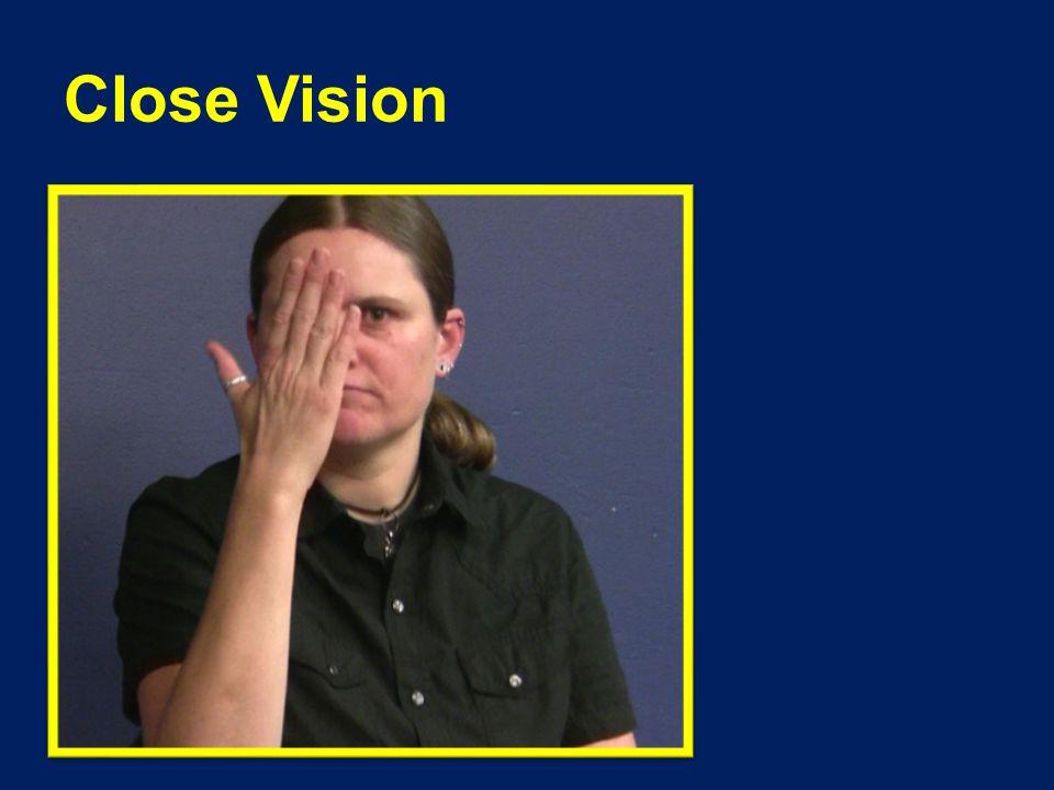 Close Vision
