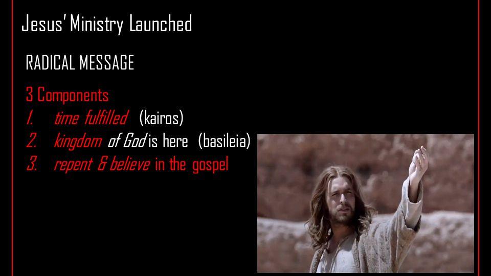 APPLICATION: Privileged Calling ALERT: Jesus' Warning.