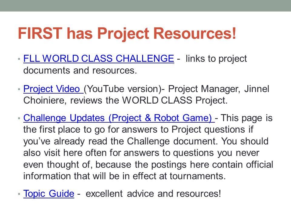 1 Project Update so far…